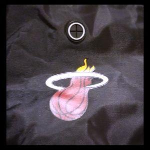 Other - Miami heats duffel bag